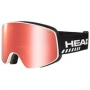 Head HORIZON TVT RACE red + SpareLens 19/20