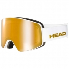 Head Horizon Premium white + Sparelens 19/20