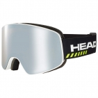 Head Horizon Race black + Sparelens 19/20