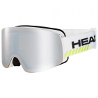 Head Infinity Race white + Sparelens 19/20