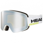 Head Horizon Race white + Sparelens 19/20