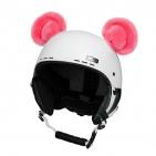 Crazy Uši - Medvídek růžový