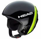 Head Stivot Race Carbon black/green 19/20