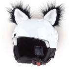 Crazy Uši - Kočka černá