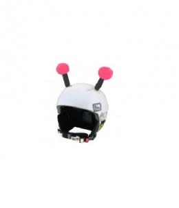 Crazy Uši - TYKADLA růžovo-černá